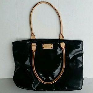 Kate Spade New York black patent leather Bag
